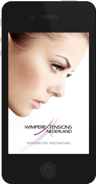 Wimperextensions App