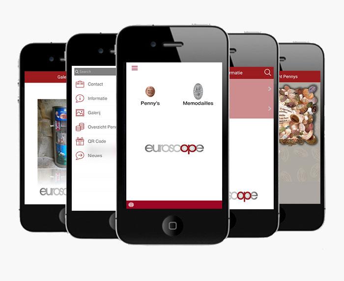 Betaalbare app iMediaStars