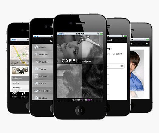 Carell Kapper App