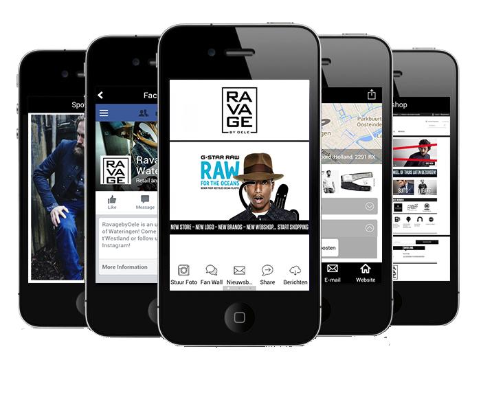 Prijzen App Design iMediaStars