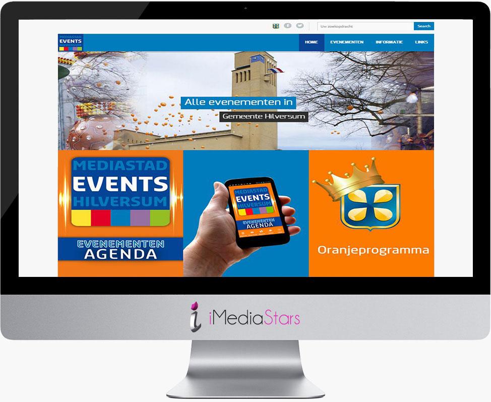 Mediastad Events Hilversum Website-iMediaStars