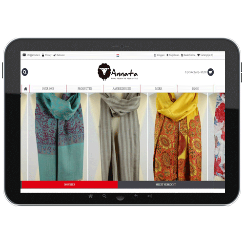 Annata Website