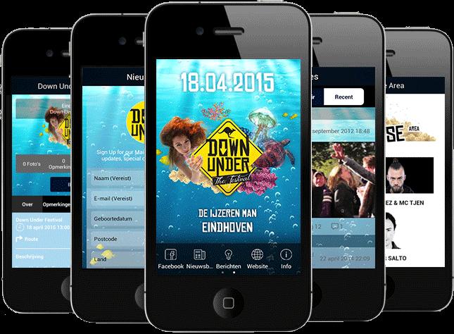 App laten Maken voor smartphone of tablets