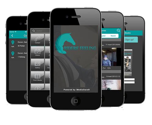 App demo iMediaStars