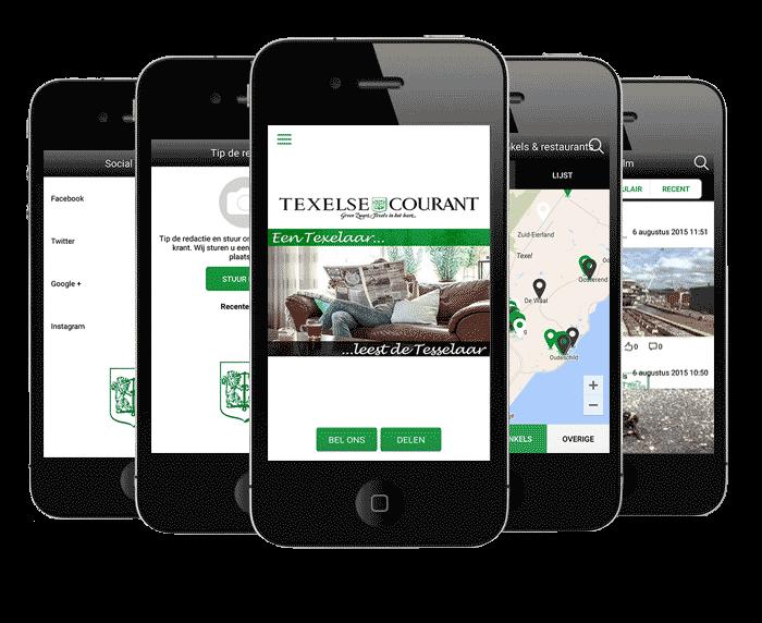 Texelse-Courant-bedrijfs-app-imediastars