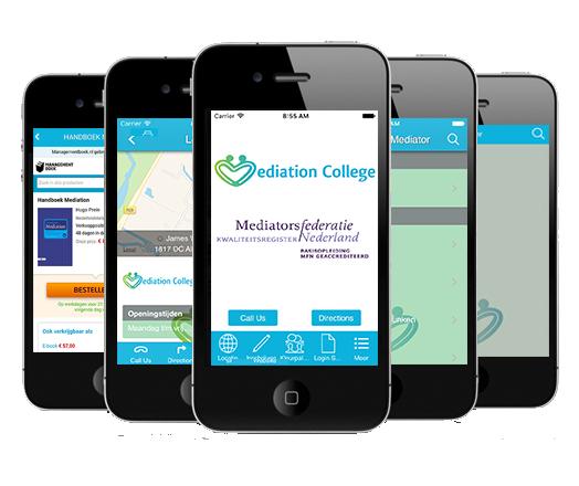 Mediation College App Mediatortool