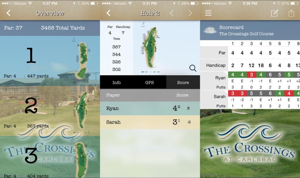 Voordelen Golf App iMediaStars