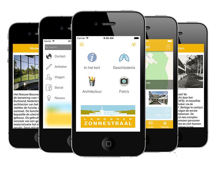 Zonnestraal-App