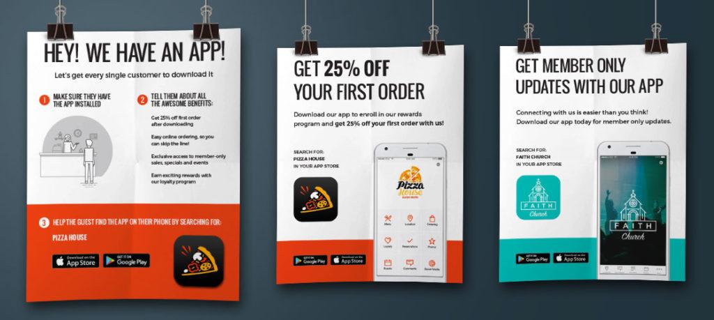 App Promotie Kit