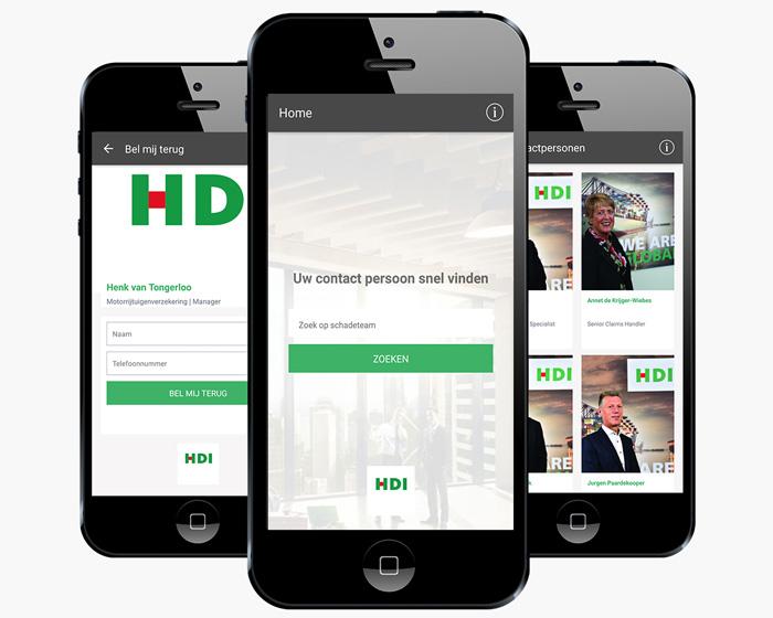 HDI-Verzekeringen-App