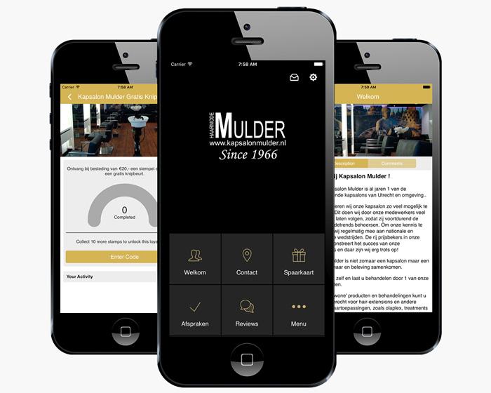 Kapsalon Mulder Utrecht Kappers App