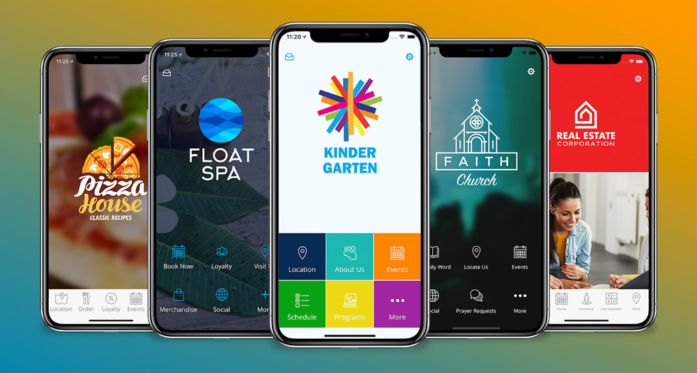 App updates 2018