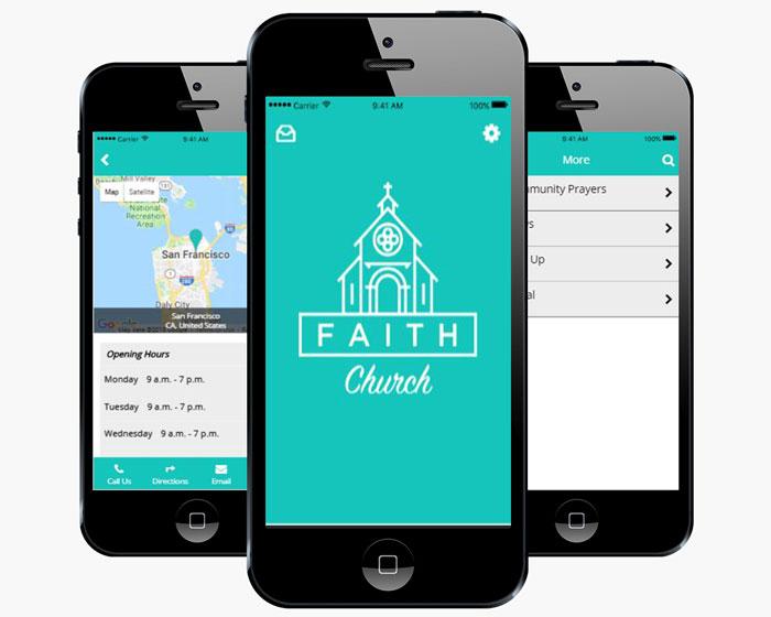 Kerk App iMediaStars