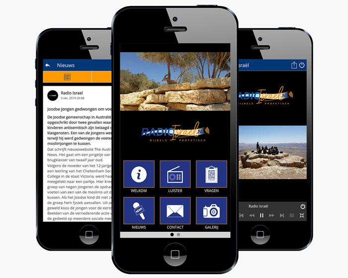 Radio Israel radio app