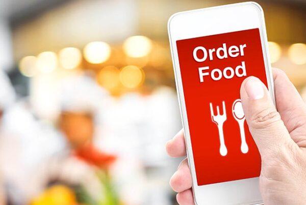 Online eten bestellen met de horeca app van iMediaStars